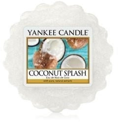 Yankee Candle Wax Melt Coconut Splash 22g