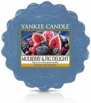 Yankee Candle Wax Melt Mulberry & Fig Delight 22g