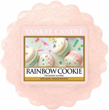 Yankee Candle Wax Melt Rainbow Cookie 22g