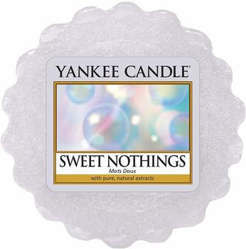 Yankee Candle Wax Melt Sweet Nothings 22g