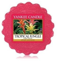 Yankee Candle Wax Melt Tropical Jungle 22g