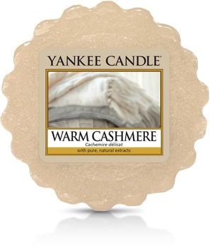 Yankee Candle Wax Melt Warm Cashmere 22g