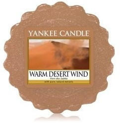 Yankee Candle Wax Melt Warm Desert Wind 22g