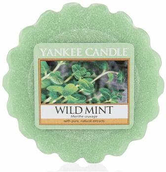 Yankee Candle Wax Melt Wild Mint 22g