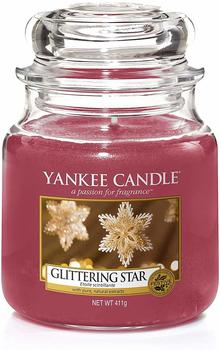 Yankee Candle Holiday Sparkle Glittering Star 104g
