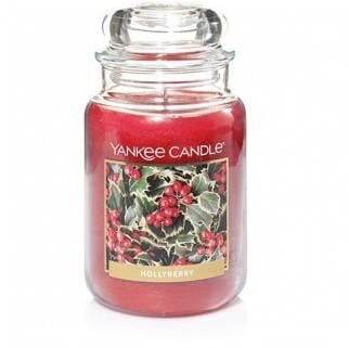 Yankee Candle Hollyberry Housewarmer 623g
