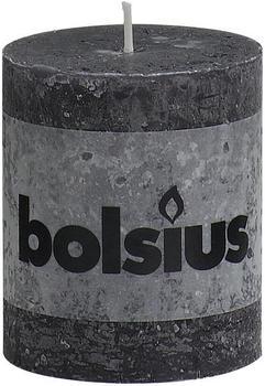 Bolsius Rustic Stumpenkerze 80/68mm