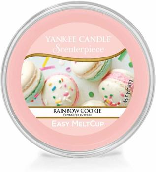Yankee Candle Scenterpiece Easy MeltCup Rainbow Cookie 61g