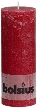 Bolsius Rustic 190/68mm altrot