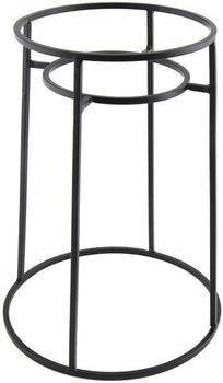 WoodWick Duftkerze Metall braun 18,4x18,4x25,3cm (10308)