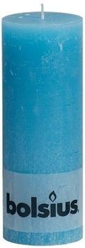 Bolsius Rustic 190/68mm aqua