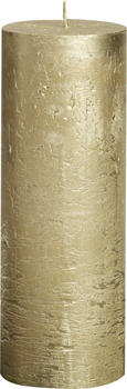Bolsius Rustic 190/68mm gold