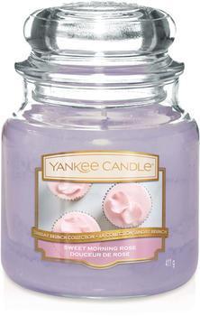 Yankee Candle Sweet Morning Rose 411g