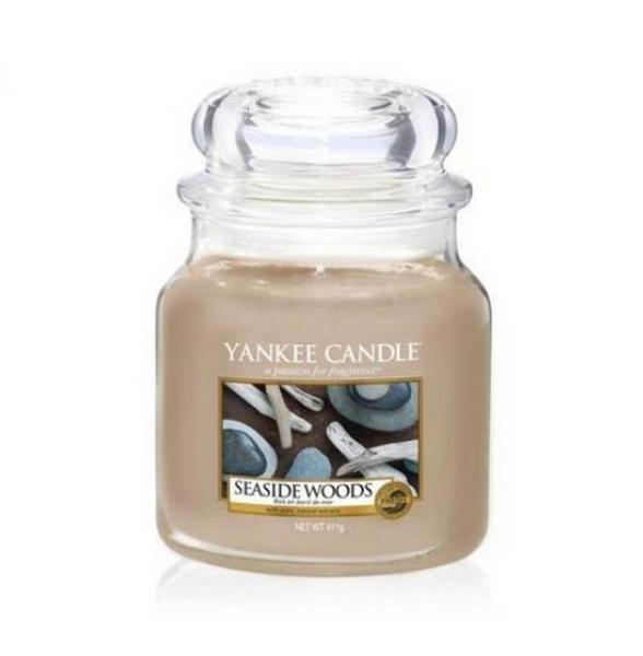 Yankee Candle Seaside Woods 411g