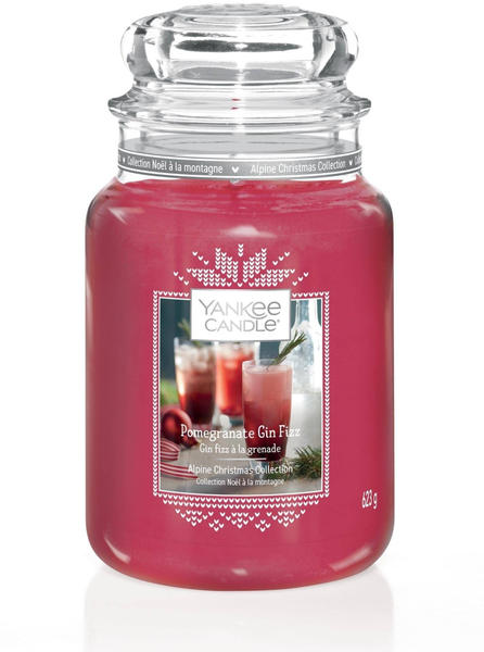 Yankee Candle Pomegranate Gin Fizz 623g