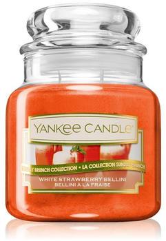 Yankee Candle White Strawberry Bellini 104g