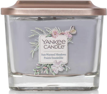 Yankee Candle Sun-Warmed Meadows Square Candle (Medium)