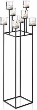 Blomus NERO Standleuchter schwarz 128cm (65572)