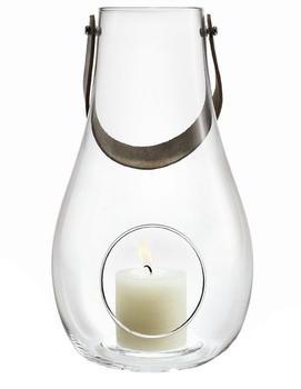 Holmegaard Design with Light Laterne 45cm klar