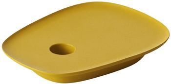 Muuto Float Kerzenhalter yellow
