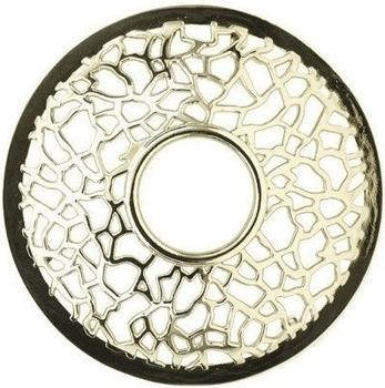 Yankee Candle Crosshatch Illuma Lid silber (1507954)