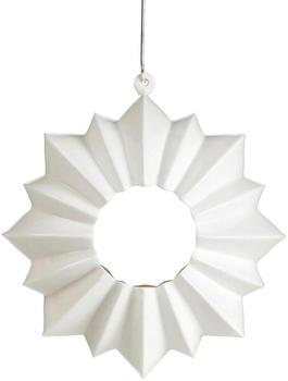 Kähler Stella Ø13,5cm hängend weiß