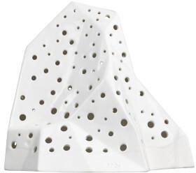 Kähler Nobili 15,5cm schneeweiß