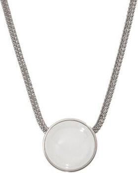 Skagen Sea Glass Silver-Tone Necklace (SKJ0080)