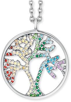 Engelsrufer Kette Lebensbaum Multicolor (ERN-TREE-ZIM)