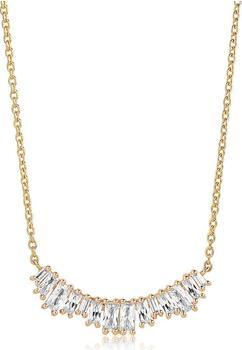 Sif Jakobs Jewellery ApS Sif Jakobs Jewellery Antella Necklace (SJ-C1077-CZ-YG)
