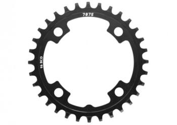 SunRace CRMX0T Chainring Narrow Wide 1x11-fach 36T