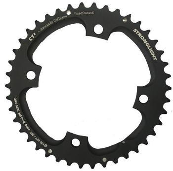 Stronglight MTB Chainring außen 2x10 ct² black 42 (28)T