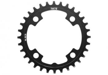 SunRace CRMX0T Chainring Narrow Wide 1x11-fach 38T
