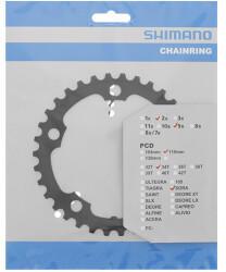Shimano Sora FC-3550 schwarz 34T