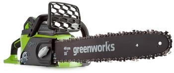 Greenworks Brushless Chain Saw 20077
