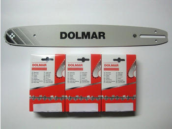 Dolmar 3+1 Schneidgarnitur 45cm 3/8´´ 1,5mm