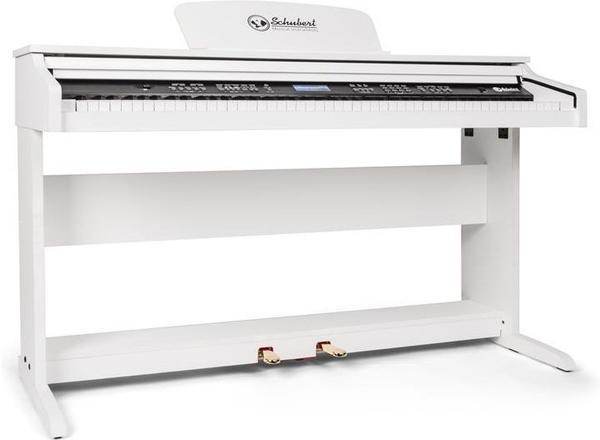 Schubert Subi88 2 Pedale (weiß)