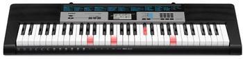 Casio Keyboard LK-136AD Schwarz inkl. Netzteil, Leuchttasten
