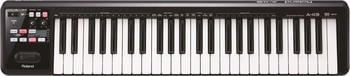 Roland A-49-WH MIDI-Keyboard Weiß