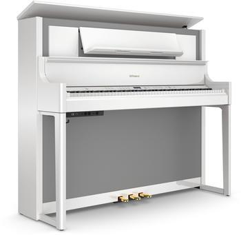 Roland LX708 PW Polished White