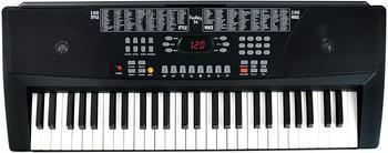 FunKey 54 Keyboard schwarz inkl. Zubehör