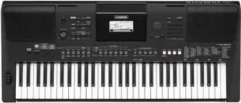 Yamaha Keyboard PSR-E463RML, mit USB Audio Recorder; inkl. 1 Online Stunde Keyboardunterricht der Yamaha Musikschule