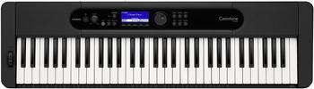 Casio Keyboard Standardkeyboard CT-S400, inkl. Sustainpedal und Netzteil