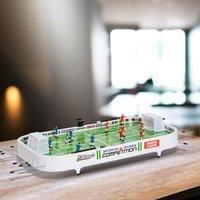 Homcom Tischfußball Tischkicker Fußballspiel inkl. 2 Bälle 12 Spieler