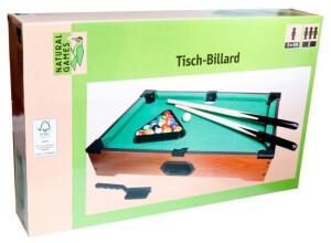 keine Angabe Natural Games Tischbillard 61704043