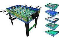 best-sporting-multifunktionstisch-10-in-1-122-x-61-x-82-5cm-bunt
