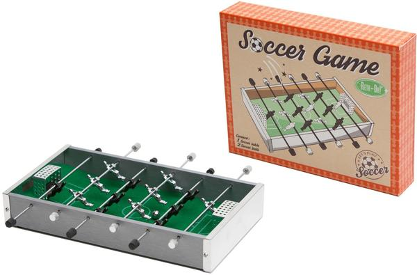 Retr-Oh! Mini-Tischkicker Soccer Game
