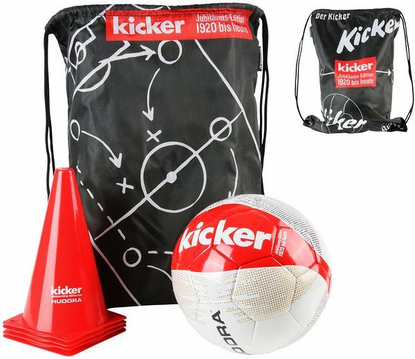 Hudora Fußball-Set Kicker Edition, 7-teilig