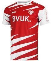 Jako Würzburger Kickers Home Trikot 2020/21 weiß/rot S