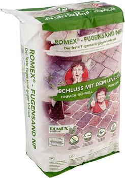 ROMEX Fugensand NP 25kg sand-neutral
